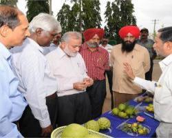 DG visit IIHR Bangalore